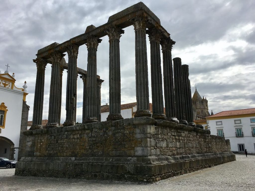 The Portuguese World Heritage site of Evora