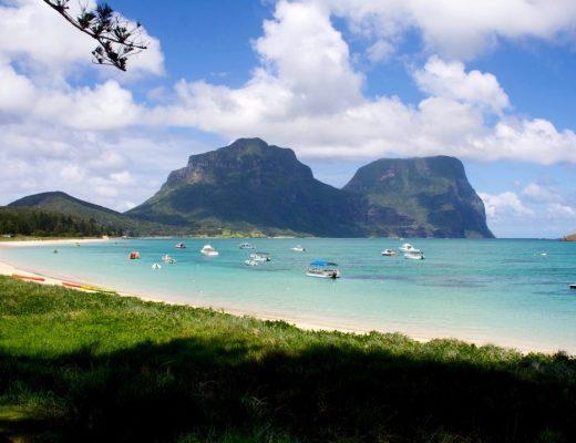 Lord Howe Island Scenery