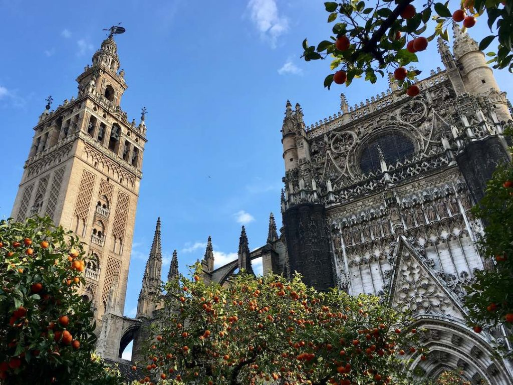UNESCO Cultural World Heritage Sites in Andalusia: Seville Cathedral