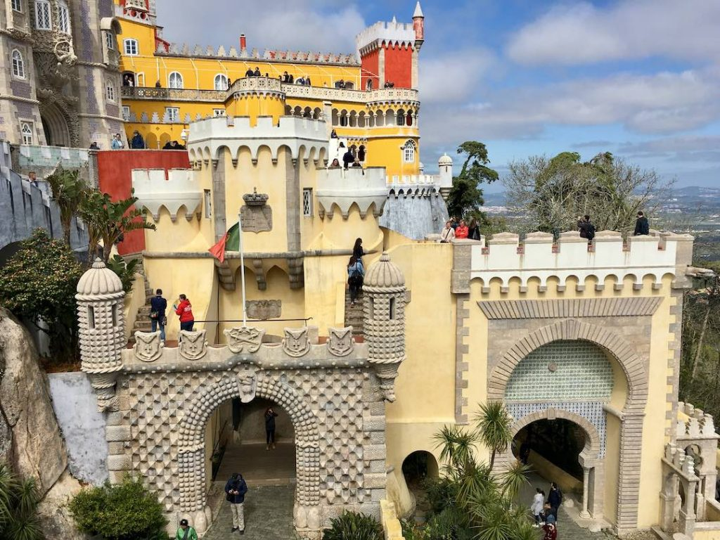 Sintra, UNESCO World Heritage Sites in Portugal