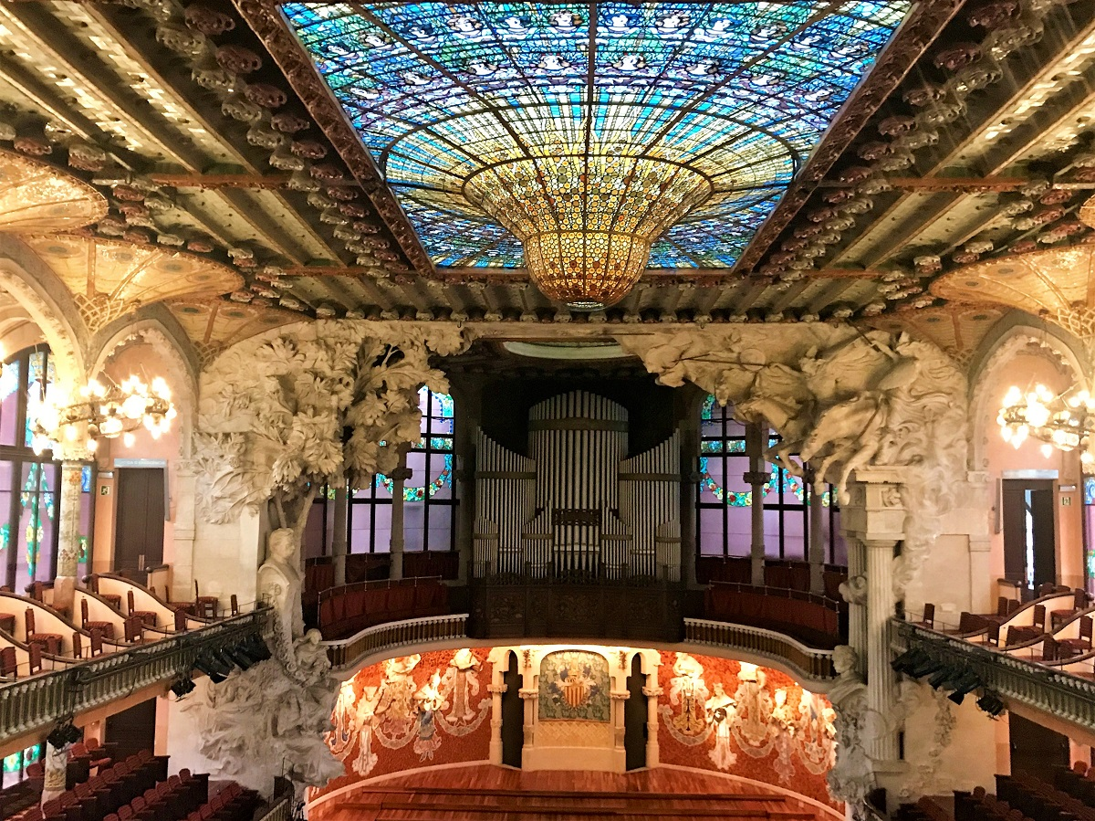 Catalan Modernism World Heritage