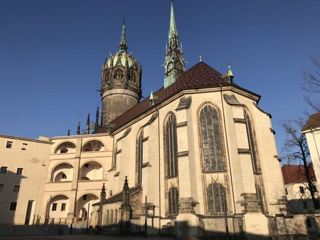 Martin Luther Memorials