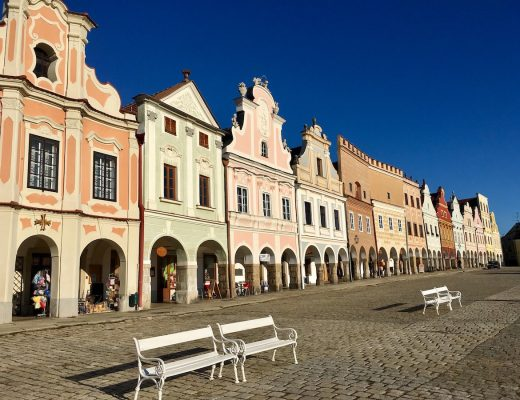 Eastern Czechia World Heritage Sites