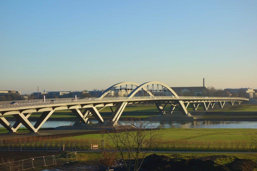 Waldschlößchenbrücke - Dresden, Germany