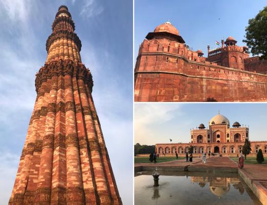World Heritage Sites of Delhi