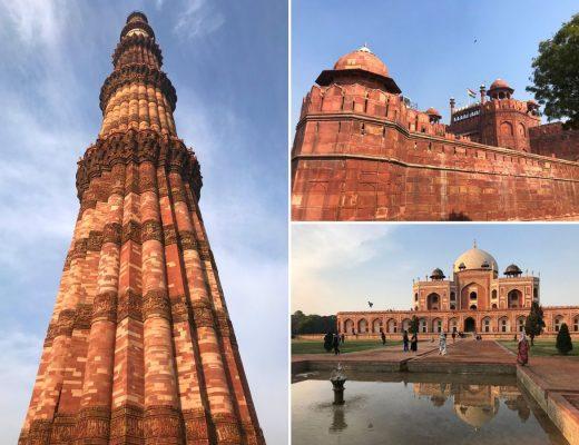 World Heritage Sites in Delhi