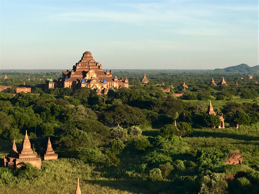 Incredible Bagan in Myanmar, one of the new World Heritage Sites for 2019