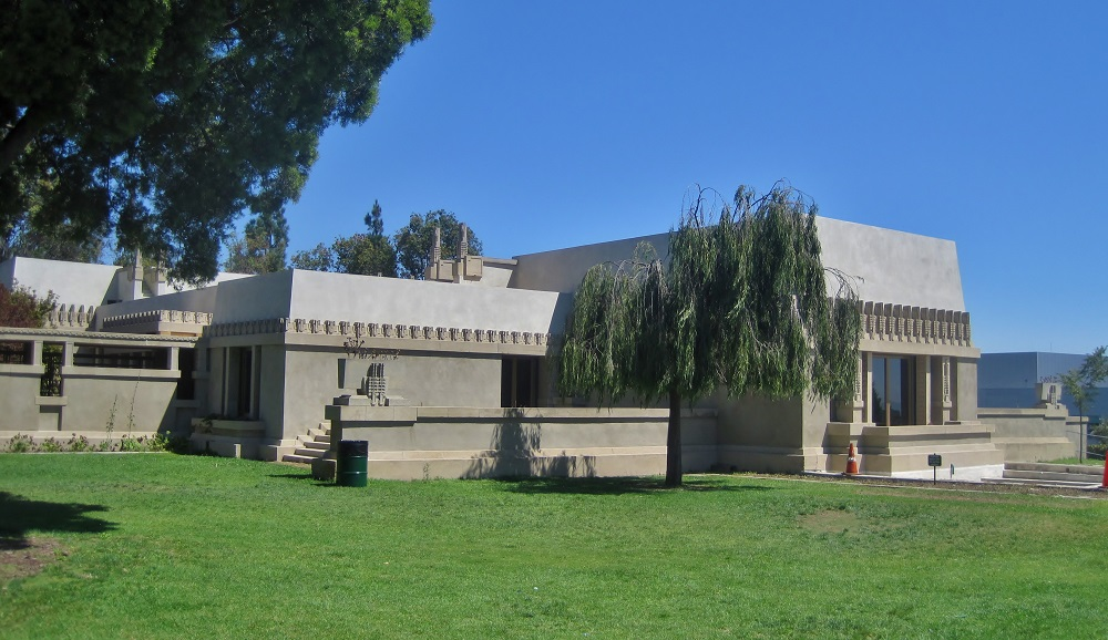 Hollyhock House World Heritage Site