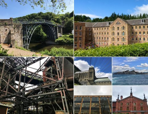 Industrial World Heritage Sites