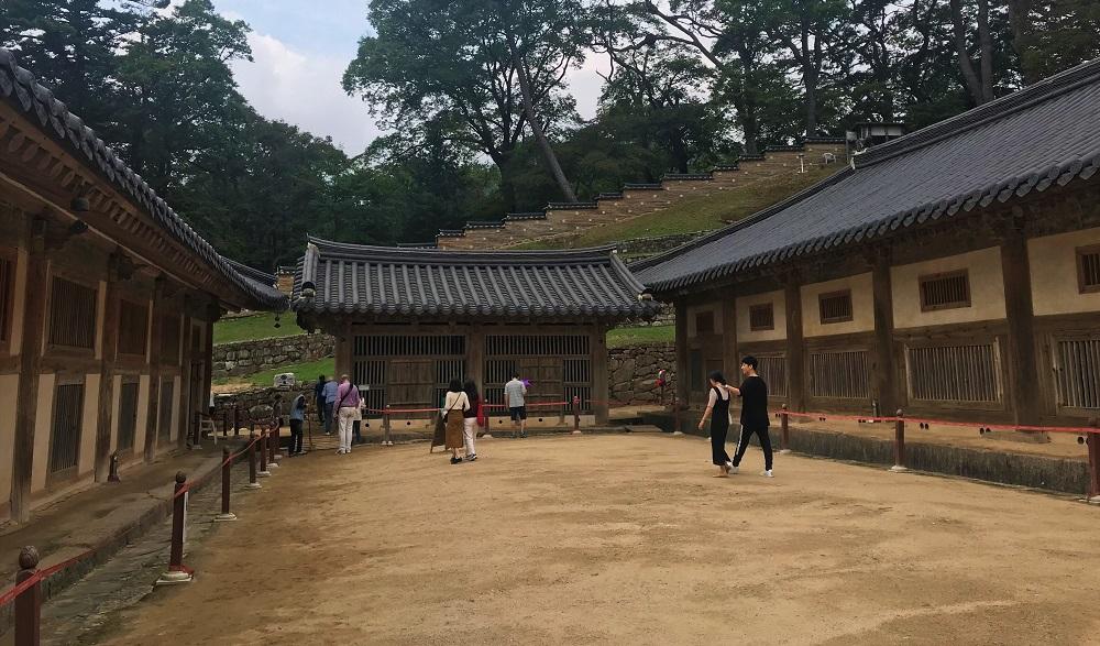 Janggyeong Panjeon World Heritage Site