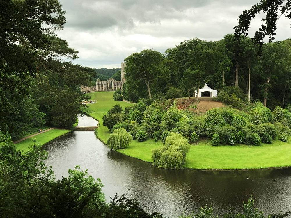 Studley Royal Park World Heritage Site