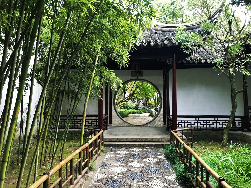 Classical Gardens of Suzhou - World Heritage Site