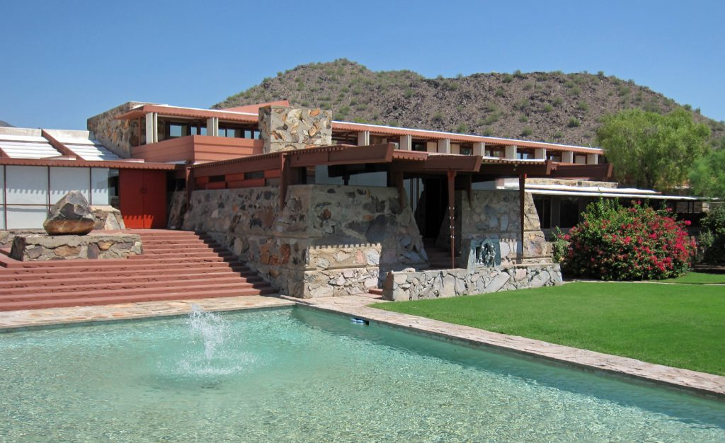Taliesin West World Heritage Site