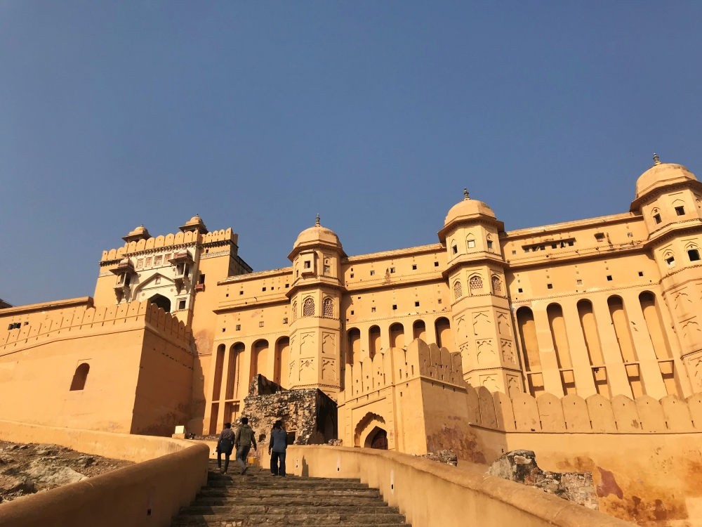 Amber Fort, World Heritage Site in Rajasthan