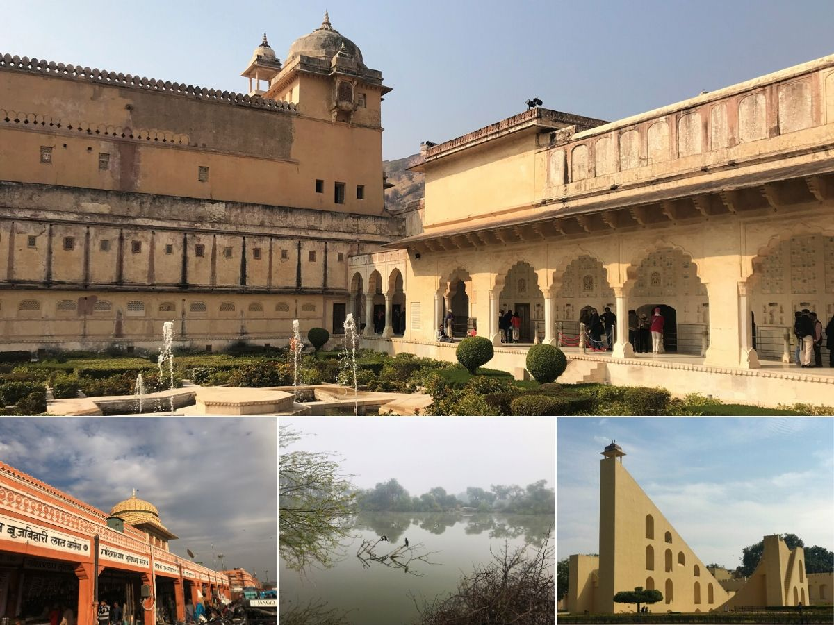 World Heritage Sites in Rajasthan