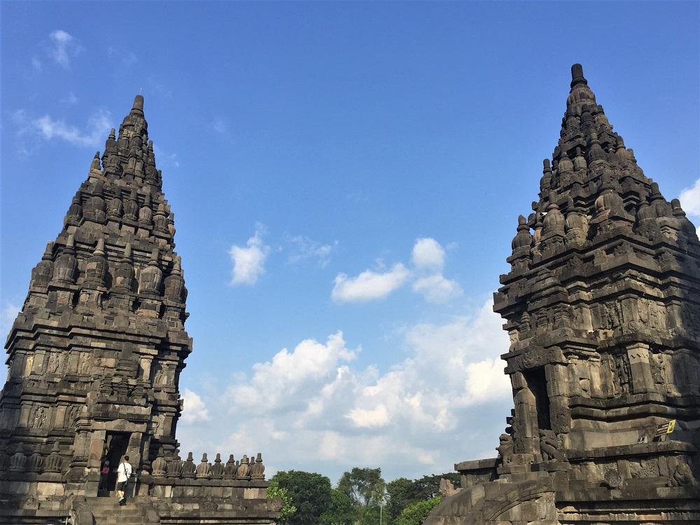 Prambanan Side Temples