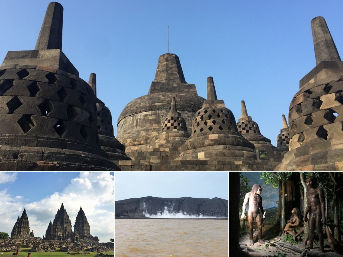 World Heritage Sites in Java