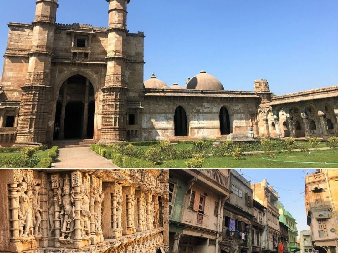 World Heritage Sites in Gujarat