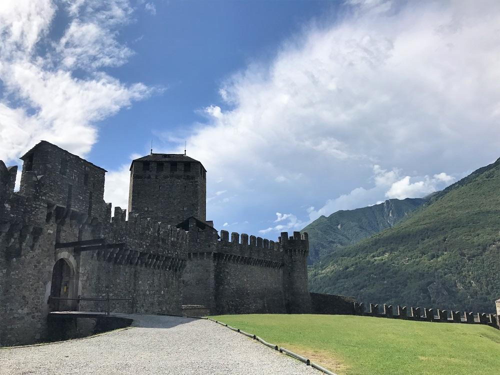 Montebello, Bellinzona