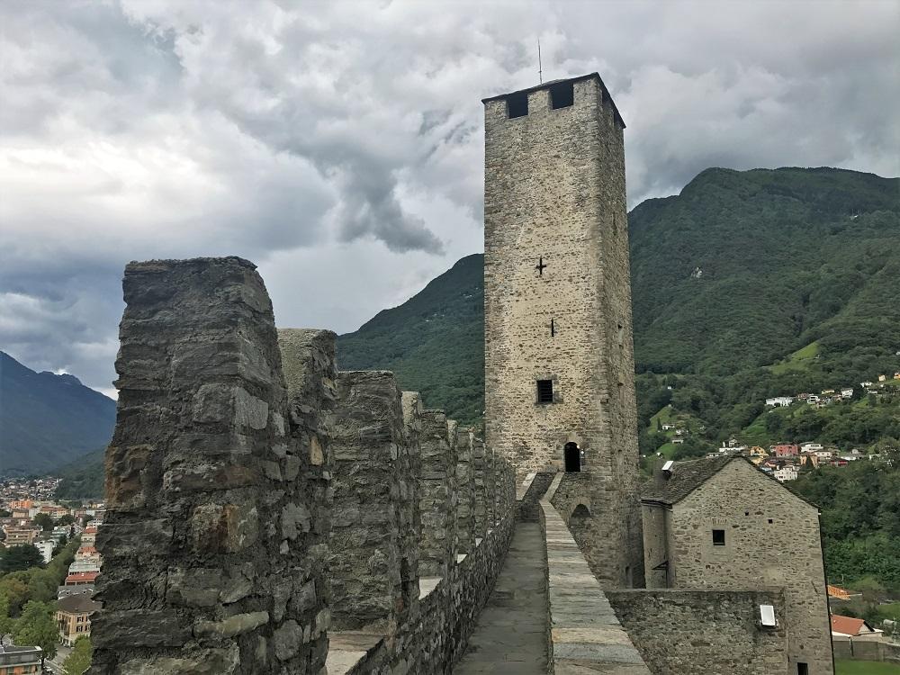 Torre Bianca, Castelgrande, Bellinzona