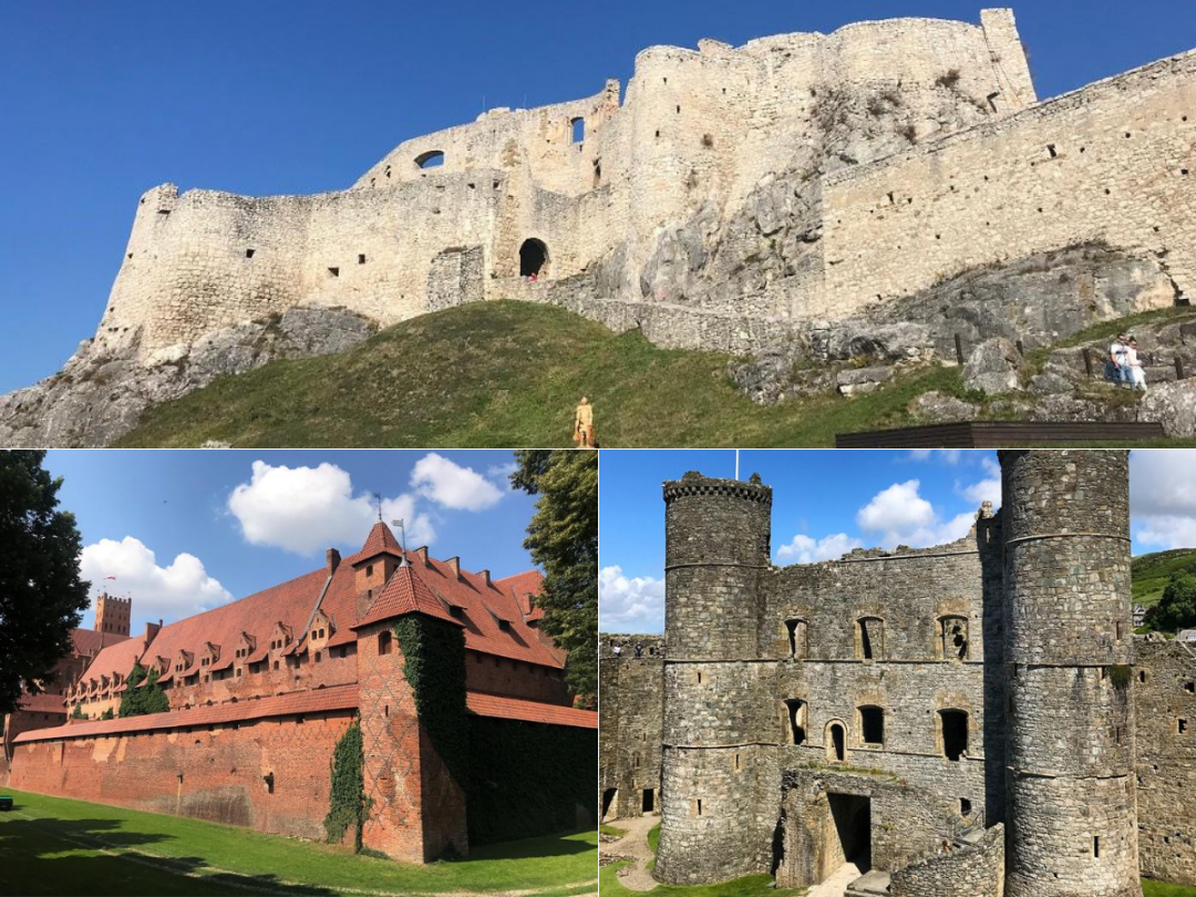 Best World Heritage Castles in Europe