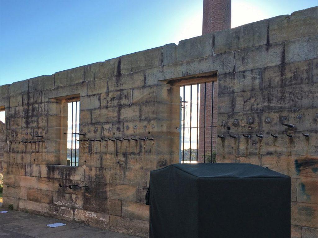 NSW UNESCO Site, Cockatoo Island