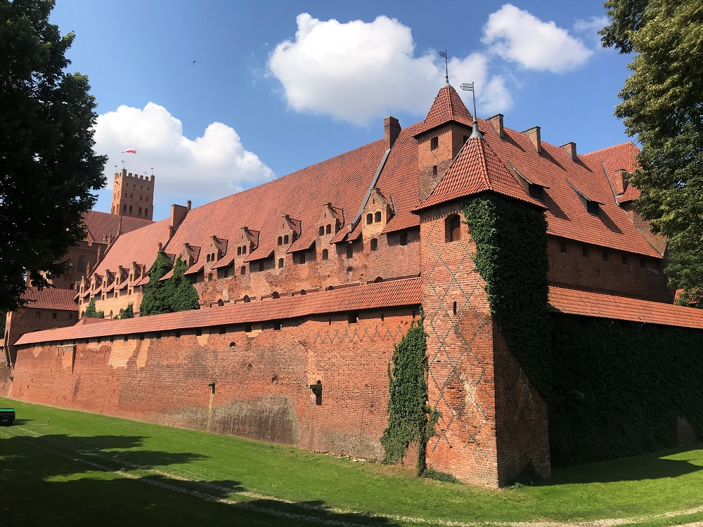 Malbork Castle World Heritage Site