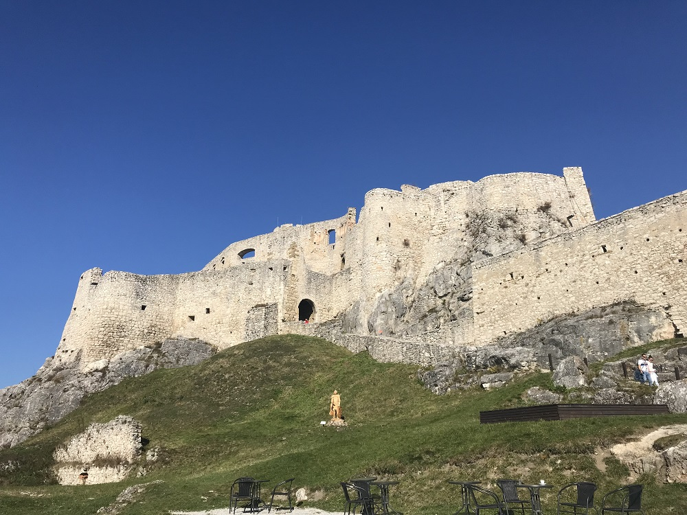 Spis Castle World Heritage Site