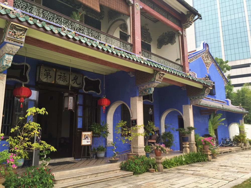 George Town World Heritage Sites in Malaysia