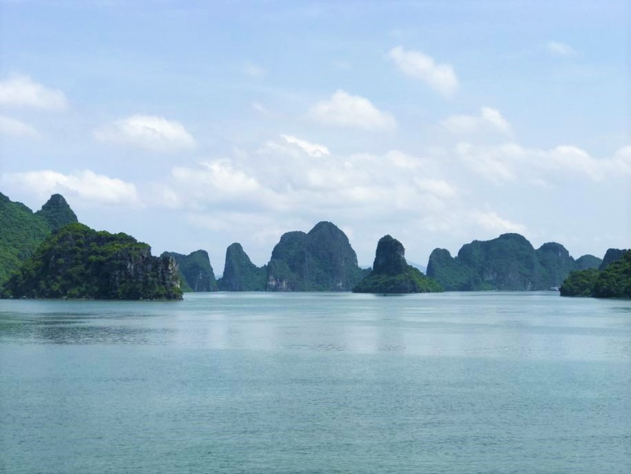 Ha Long Bay World Heritage Site