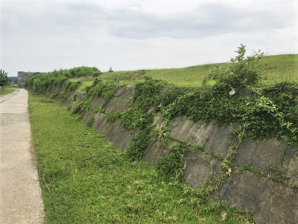 Ho Dynasty Citadel Walls World Heritage Sites in Vietnam