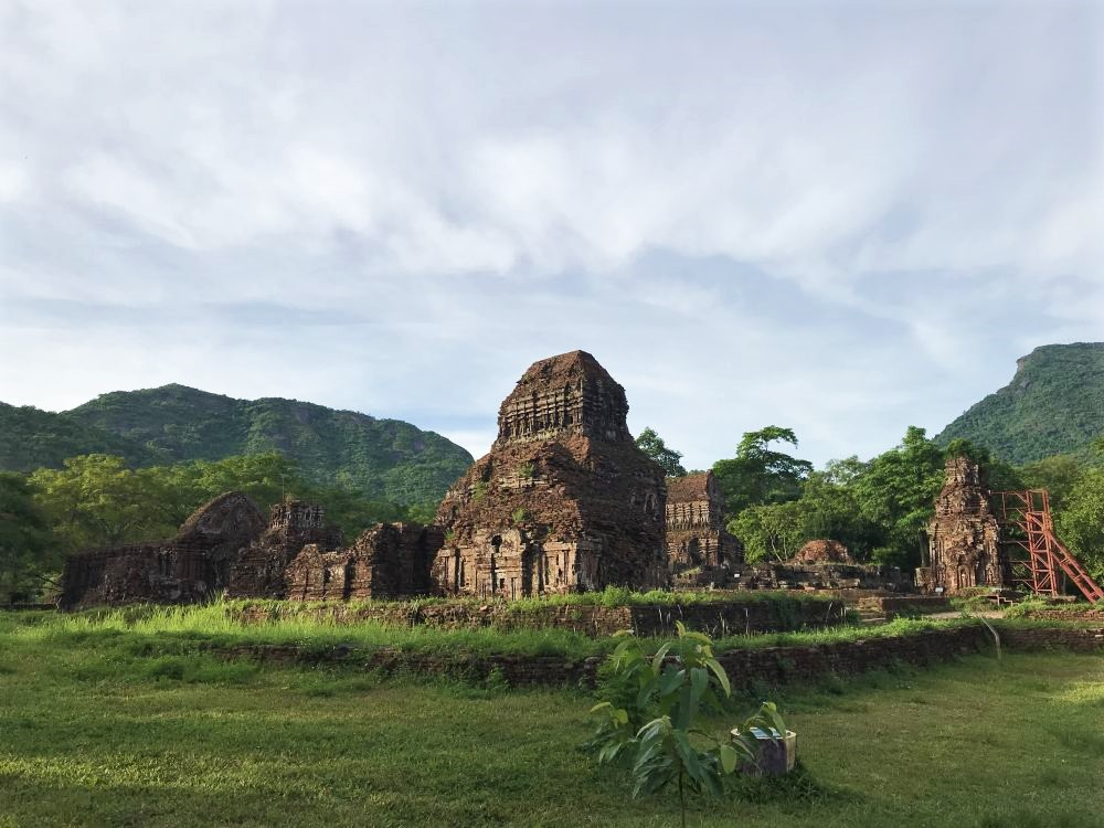 My Son Sanctuary World Heritage Sites in Vietnam
