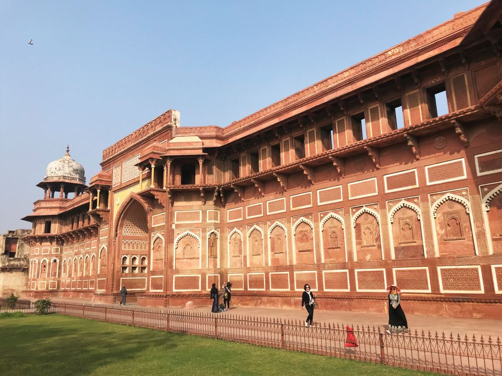 Agra Fort, UNESCO Site in Uttar Pradesh