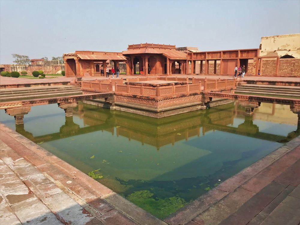 Fatehpur Sikri, Anup Talao