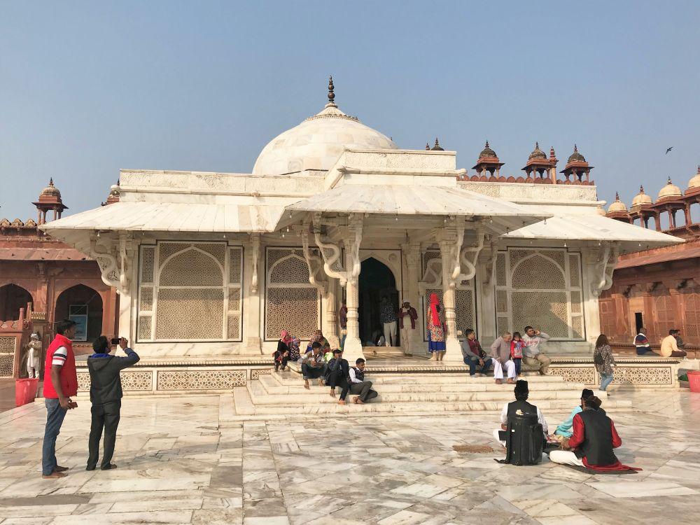 Fatehpur Sikri, Tomb of Salim Chishti