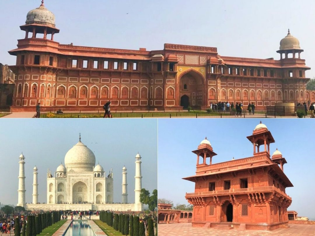 World Heritage Sites in Uttar Pradesh